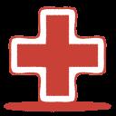 red plus icon