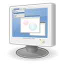 pc,lcd,monitor icon