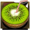 drink, fruit, kiwi icon