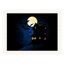 Night, Scary icon