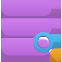 Data, Search icon