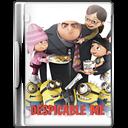 Case, Despicable, Dvd icon