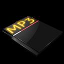 mp3, sound, file icon