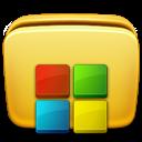 Folder, , Programs icon
