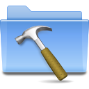 development, folder, develop icon