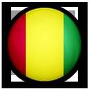 flag, guinea, of icon
