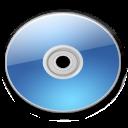 Optical Disk Aqua aqua icon