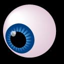 watch, eyeball, view icon