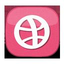 Dribble, icon