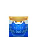 Blue, Down, Matreshka icon