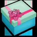 gift, box icon