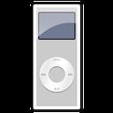 silver, 2g, nano, ipod icon