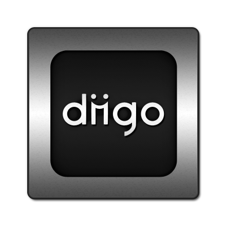 diigo, square, logo icon