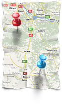 map, gps, contact, location icon