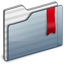 Favorites, Folder, Graphite icon
