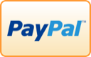 paypal, curved icon