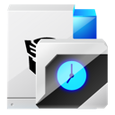 my, my recent, recent, paper, document, file icon