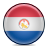 paraguay, flag icon