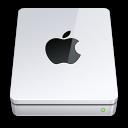 apple, capsule icon
