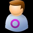 human, web, orkut, profile, user, account, people icon