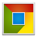 Chrome, Square icon