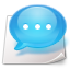comment, chat, talk icon