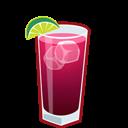 Breeze, Cocktail, Sea icon