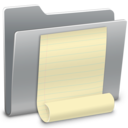 note,folder icon