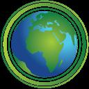 Eco, Planet icon