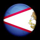 American, Flag, Of, Samoa icon