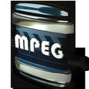mpeg, file icon