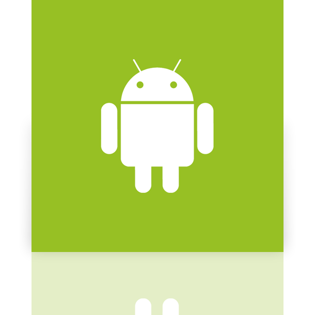 mirror, os, android icon