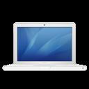 macbook, white icon