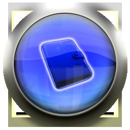 blue, agenda icon