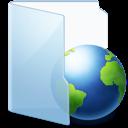 internet, folder, web, online icon