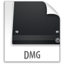 document, file, paper, dmg icon