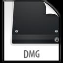 document, file, paper, dmg icon