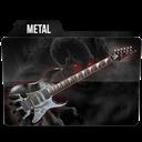 Metal icon