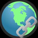 insert, hyperlink icon
