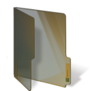 brown,folder icon