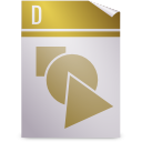 opendocument graphics, gnome, mime icon