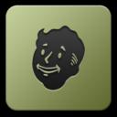 Fallout Icon Round Set Icon Sets Icon Ninja