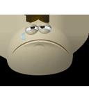 sad,emot,face icon