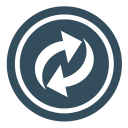 transfer, replication, connection, arrows, transfer money, move icon