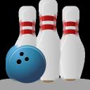 sport, bowling icon