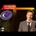 Late Night with Conan O Brien icon
