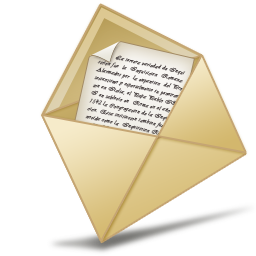 open, letter, office, email, message, mail, envelop icon