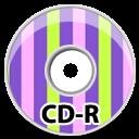 Device CD R icon