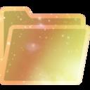 galaxy folder icon