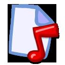 files music icon